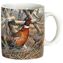 Reflective Art Crest of Dawn Boxed Coffee Mug, 16-Ounce