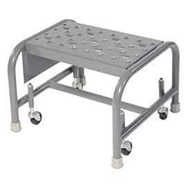 Escalera de acero enrollable de 1 paso, 40,6 cm de ancho: Amazon.es: Amazon.es