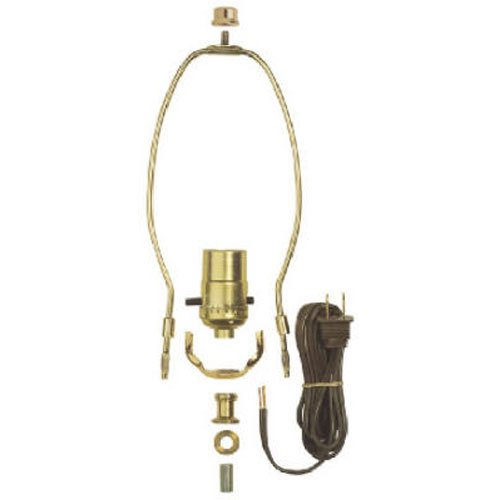 Westinghouse Lighting 70269-00 Angelo Brothers Make A Lamp - Hardware Lamp Kit