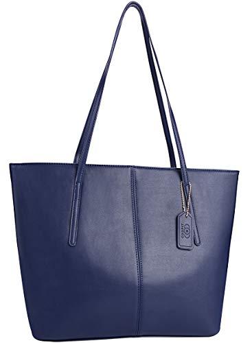 - Tote Handbags,COOFIT Fashion Purses and Handbags for Women PU Leather Purse Tote Bag
