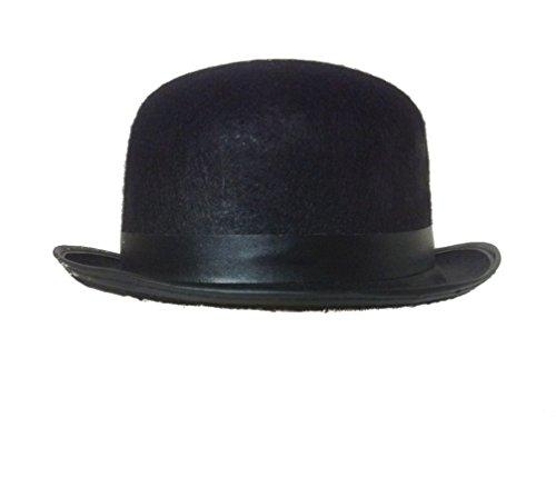 Derby Bowler Felt Hat Standard Size