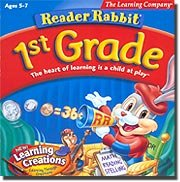 Reader Rabbit's 1st Grade by Learning Company