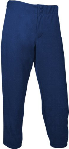 Custom Intensity Womens/Girl Double Knit Low Rise Pants NAVY