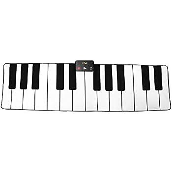 Amazon Com Smart Planet Piano Mat Toys Amp Games