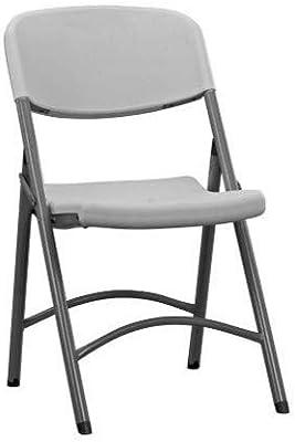 ZOWN Lote DE 4 x sillas de Eventos Plegable Master ...