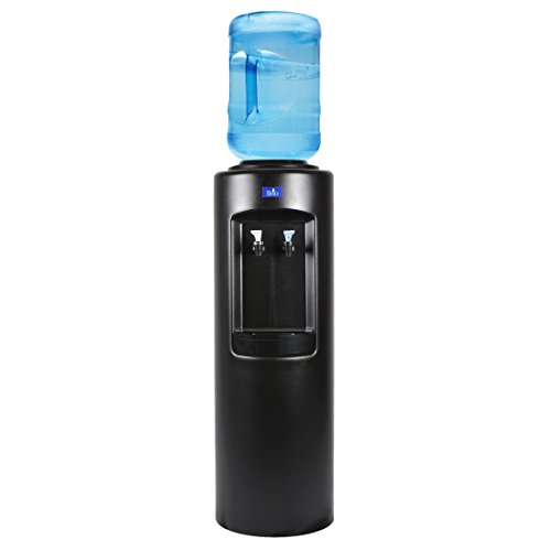 Bottled Water Dispenser Room-temp & Cold in Black (CL-525) by Brio and Magic Mountain Water Products
