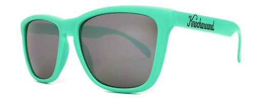 Knockaround Classics Non-Polarized Sunglasses, Mint Green / - Wayfarer Mint Sunglasses