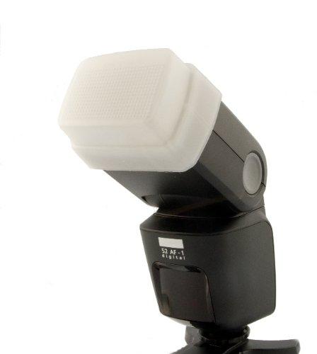 Difusor para Flash Metz 44 AF-1 y 52 AF-1 Digital: Amazon.es: Electrónica
