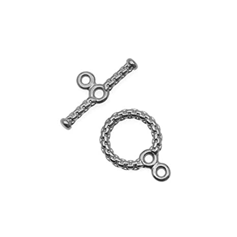 Gold Colour Toggle Clasps 10 sets £2.50