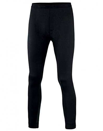 Womens Capilene 2 Bottoms - Terramar Sports Boy's Authentic Thermal Kids Bottom S Black