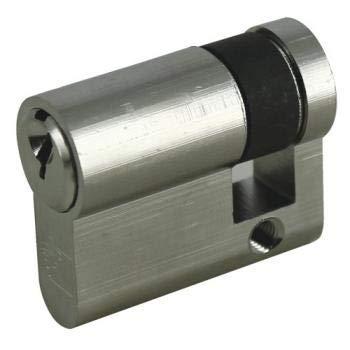 option 3 cl/és Cylindre de porte nickel/é 40X70 MM cl/é suppl/émentaire