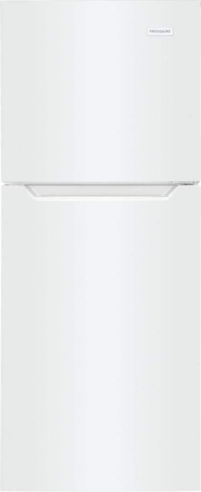 Frigidaire FFET1222UW Top Freezer, White