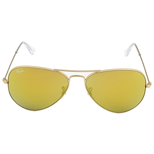 Metal de Lunettes Ray Gold mm Ban 55 Aviator Soleil 93 112 RB3025 Aviator qEqYx5r