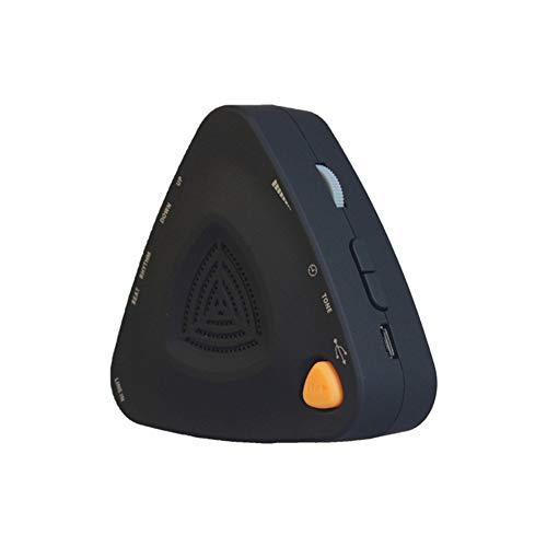 MXG.QING Mini línea de AUX de Mini Amplificador de metrónomo Multifuncional con función Potente/pequeño...