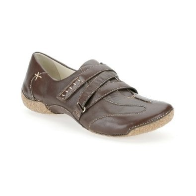 14185e6569b9f5 Clarks ladies active air funky groove brown leather beautiful flat shoes 6  D  Amazon.co.uk  Shoes   Bags