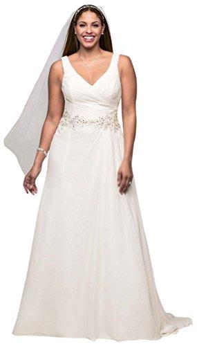 Chiffon-SAMPLE-A-Line-Plus-Size-Wedding-Dress-with-Beaded-Waist-Style