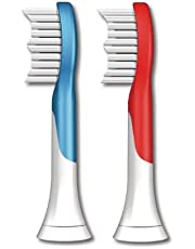 Philips Sonciare HX6042/16 Kids Standard (Ages 7+) Toothbrush Heads (2 Pack)