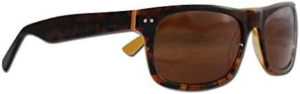 Premium Polarized Wayfarer Sunglasses from Eye Love, 100% UV Blocking, Durable, Lightweight
