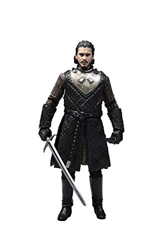 McFarlane Toys Game of Thrones Jon Snow Action Figure, Multicolor
