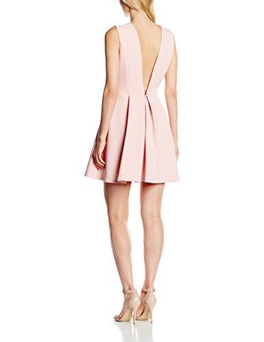 Pinko 1B11P8-5883/O92 - Vestido para mujer Rosa
