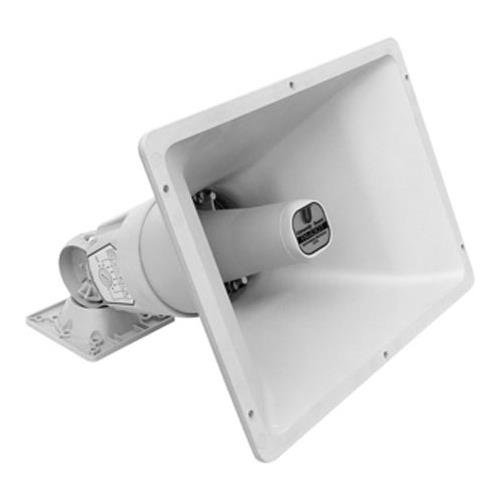 Electro-Voice PA430 30W Constant Directivity Paging Projector, 400-6500Hz, 8 Ohms Impedance, 60x40 deg. Beam width, Weather Resistant, Integral Swivel Bracket, Tan
