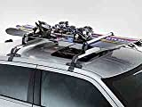2005 -2012 Chrysler 300 Roof-Mount Ski & Snowboard Carrier - Thule