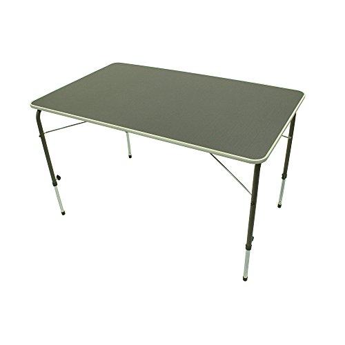 Portal Bob campingtafel, klaptafel, tuintafel, reistafel, traploos verstelbaar