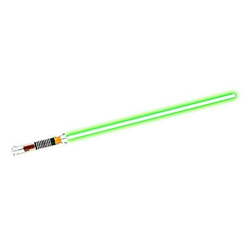 "Star Wars "" [ Hasbro ] replica lightsaber "" level 4 / signature Force FX"" Luke Skywalker"""