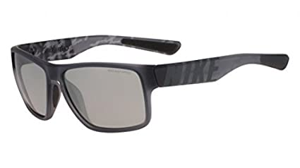 5104a424c1 Nike Golf Mojo Sunglasses, Matte Anthracite/Black Frame, Grey with Silver  Flash Lens