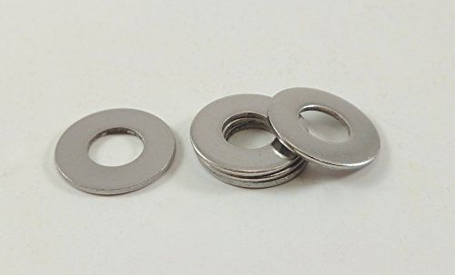 Stainless Flat Washers 5/16 Inch, 304 Stainless Steel, 50 pi