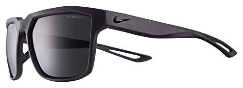 Nike Men's Bandit Square Sunglasses, MATTE OIL GREY, 59 ()