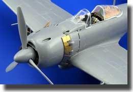 1/48 WWⅡ 日本海軍戦闘機 零式艦上戦闘機 エッチングパーツ A6M5 零戦 for Tamiya kits  49425 B004T9Q77S