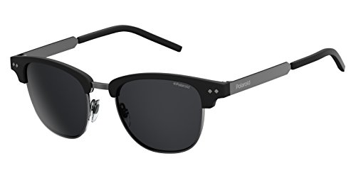Sonnenbrille S Blackdkrut Polaroid Grey PLD Noir 1027 FqCdBw