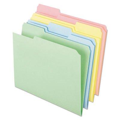 Pendaflex Pastel Color File Folder (C21 1/3 PASR) Pastel Color File Folders