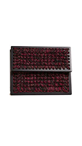 Clutch Burgundy Women's 0711 Brown Copacabana vSIxnvqwE