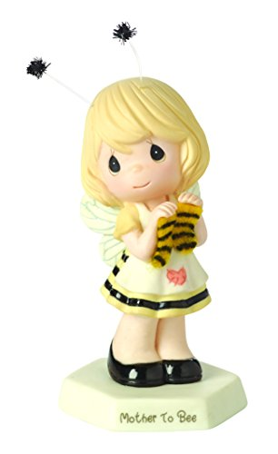 Precious Moments, Mother To Bee Bisque Porcelain Figurine, 154020