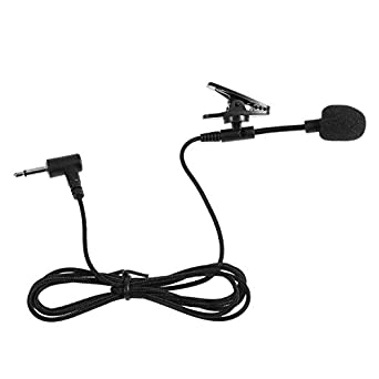 Mini Portable Wired 35mm Jack Collar Clip Microphone for Teaching Speech  Guide Loudspeaker with 116m Wire: Amazon.com: Industrial & ScientificAmazon.com