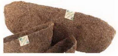Gardman R877 24'' Pre-Formed Trough Coco Fiber Liner by World Source Partners