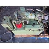 PARKER PU26144E HYDRAULIC OIL TANK UNIT LINCOLN 145TC FRAME MOTOR OKUMA MC-4V