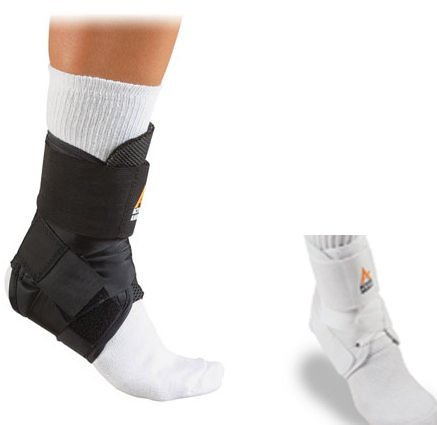 Active Ankle AS1 Ankle Brace - SIZE: Large, COLOR: White