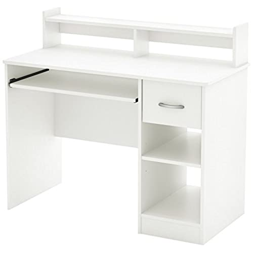 White Desk Amazon Com