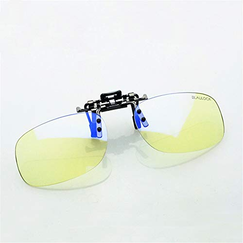 de para Azules radiación Ojo protección Esports B Clips miopía Anti para Gafas Anti computadora Gafas los protección Fatiga A Ojos KOMNY qPZEgW