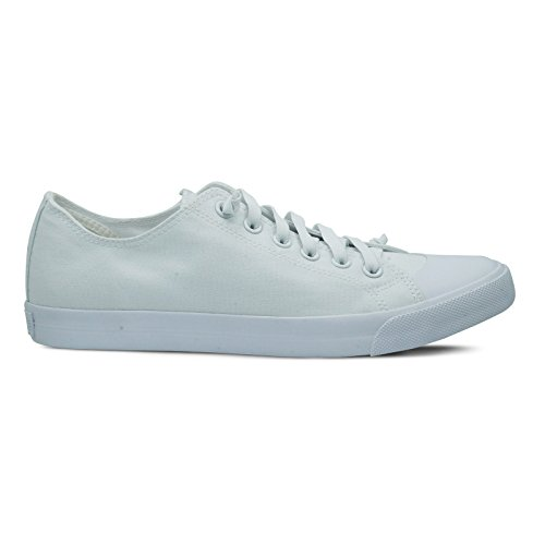Ox White canvas Men's sneaker low Burnetie top t08q5w