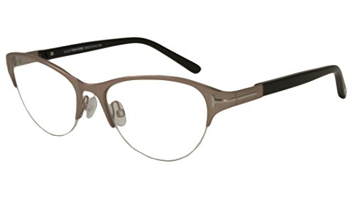 Tom Ford Women's Ft5283 Pink Frame Metal Eyeglasses