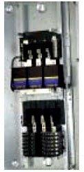 Clip 600 (SCHNEIDER ELECTRIC Ima Ma Module 277-Volt 160Ka MA4IMA16 Disconnect Sw Fuse Clips 600Vac 30A D10)