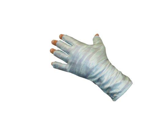 Glacier Glove  Abaco Bay Sun Glove (Bahama Blue, Large/X-Large), Outdoor Stuffs