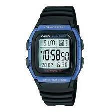 - Casio General Men's Watches Digital W-96H-2AVDF - WW