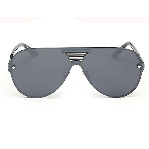 A-Royal 2016 New Cool Fashion Korean Style Reflective Lens Wayfarer - Gun Costume Guy Top
