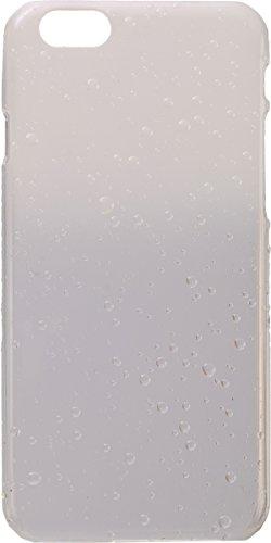Iphoria Fun Cover Raindrops für Apple iPhone 6 weiß