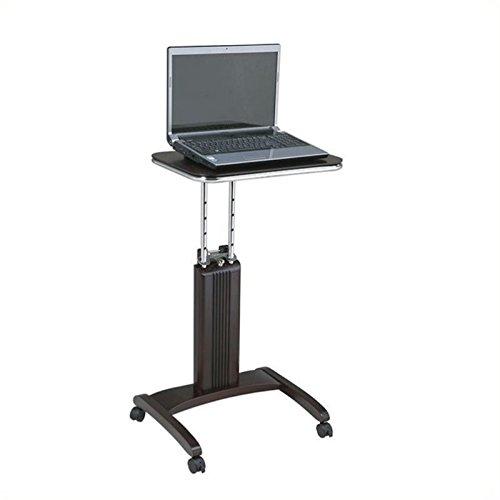 Scranton and Co Adjustable Laptop Stand in Espresso by Scranton & Co